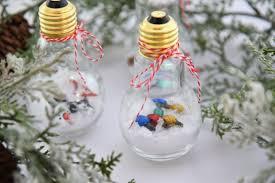 diy snow globe ornaments oc mom blog