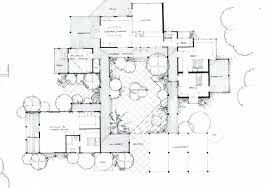 Hacienda Floor Plans With Courtyard Pool House Plans With Courtyard Courtyards Pinterest