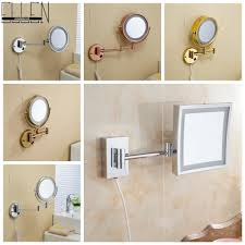 Extendable Magnifying Bathroom Mirror Bathroom Mirrors Extendable Magnifying Bathroom Mirrors