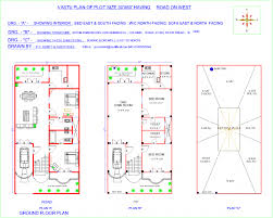 House Plan For North Facing House According To Vastu Wonderful 10 House Plans With Vastu