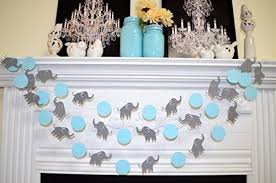 Elephant Decorations Elephant Decor Baby Shower Amazon Com
