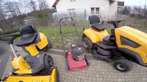 wertykulacja trawnika stiga park 320 mw youtube
