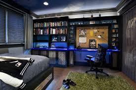décoration chambre à coucher garçon design interieur design chambre coucher garçon bleu 100 idées