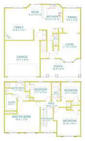 lexington a 2157 ft home sk builders u0026 mcalister realty