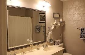 bathroom fascinating bathroom mirror ideas with decorative
