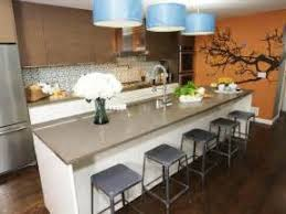 How To Build A Kitchen by How To Build A Breakfast Bar Made With Reclaimed Wood From