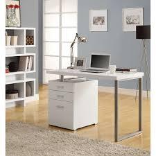 White Writing Desk With Hutch by Desks Costco