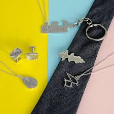 Custom Personalized Jewelry 3d Printed Jewellery Custom Personalized Jewelry Online Makewhale