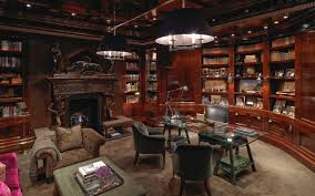Interior Design Home Study Gentleman U0027s Study David Collins Private Residential Family