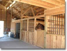Hay Barn Prices Horse Barns U0026 Shelter Kits Hansen Pole Buildings