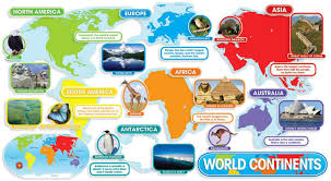 creative ways to teach the continents wehavekids