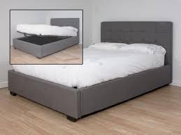 Birlea Ottoman Great Grey Ottoman Bed Impressive On Grey Fabric Ottoman Bed