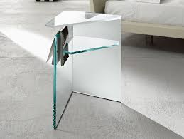 Small Bedroom End Tables Bedroom Furniture Gold Glass Nightstand Modern Glass End Tables