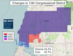 Midterm Election Map by The Complete Breakdown Of Florida U0027s Proposed Congressional