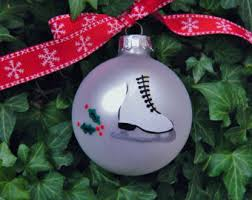skate ornament etsy