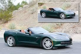 2014 convertible corvette 2014 chevrolet corvette stingray overview cars com