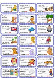 97 best present perfect images on pinterest student centered