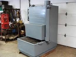 heated parts washer cabinet usedpmw spray washer with electric heat model 412 with parts basket
