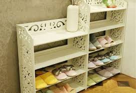 shoe storage ottoman large size of tufted ottoman bench with shoe