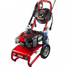 craftsman 020591 2800 psi 2 3 gpm gas powered pressure washer