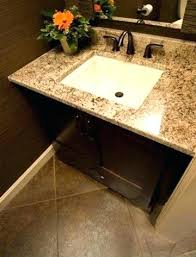 Bathroom Vanities Granite Top Granite Top For Bathroom Vanity Kgmcharters