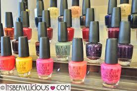 ecru nail spa cnd marine spapedicure and gelish gel polish in