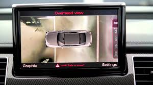 audi parking system advanced audi s8 360 degree view