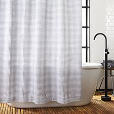 Unique Bathroom Shower Curtains Unique Modern Shower Curtains Cb2