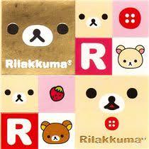 imagenes de caritas kawai pegatinas kawaii de korilakkuma con caritas de osos blancos hojas