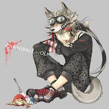 big bad wolf image 1418448 zerochan