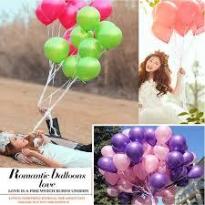 cheap balloons 10pcs lot 10inch pink balloons air balls wedding