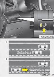 Blind Spot Detection System Installation Kia Sorento Blind Spot Detection System Bsd If Equipped