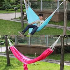 new double person hammock portable camping hanging bed garden