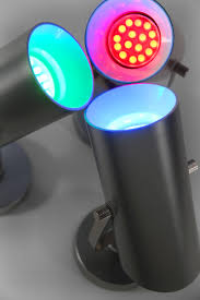color changing spot lights