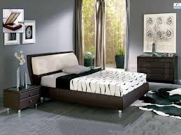 grey wall color scheme dark gray with brown bedroom color