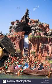 themes in magic kingdom splash mountain disney stock photos splash mountain disney stock