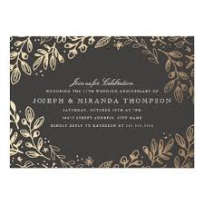 anniversary party invitations wedding anniversary invitations wedding anniversary party