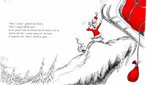 how the grinch stole by dr seuss entire book jacki