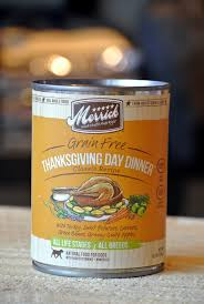 merrick thanksgiving day dinner canned food for dogs humboldt