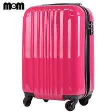 light travel bags luggage mem ultra light pc trolley luggage wheels silent universal travel