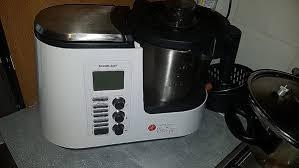 machine à cuisiner machine cuisiner moulinex ce intelligent cookeo avec recettes