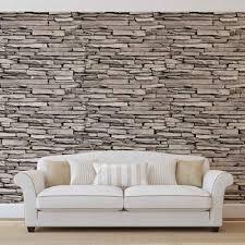 brick stone u0026 wood walls wallpaper murals buy online at europosters
