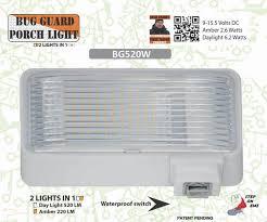 rv outside led lights porch light amber white flood l led outdoor