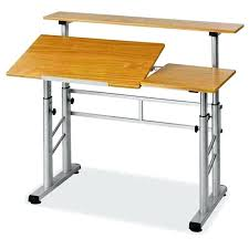 Desktop Drafting Table Ikea Drafting Table Make A Drafting Table From An Desktop Hackers