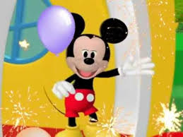 happy birthday mickey mouse style free for kids ecards greeting