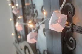 Diy Lantern Lights Diy Origami Lantern String Lights Factory Direct Craft