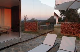 casa invisible mirrored tiny house prefab thecoolist