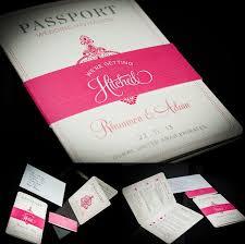 wedding invitations dubai dubai wedding stationery my passport wedding invitations are