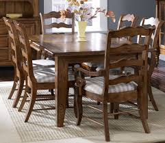 Formal Dining Room Furniture Oak Finish Formal Dining Table W Options