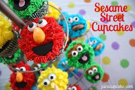 sesame cupcakes tutorial sesame cupcakes javacupcake